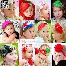 top baby headband new designs christmas hair band baby hair