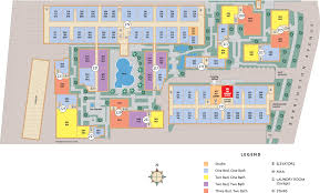 Barrington Floor Plan by Apartment Homes In Los Angeles Sunset Barrinton Gardens