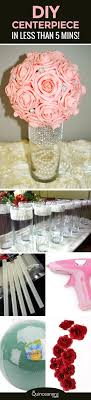 quinceanera centerpiece awesome diy wedding centerpiece ideas tutorials