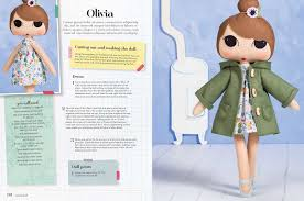 doll design book sew your own dolls book by louise kelly official publisher page