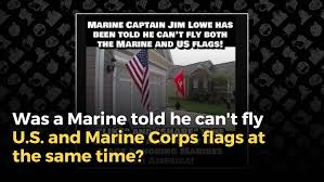Us Marine Meme - fact check was a marine told he can t fly u s and marine corps