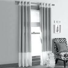 Gray Burlap Curtains Cool Grey Burlap Curtains Designs With Slate Gray Curtains