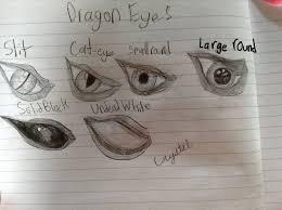 dragon eye sketches by crystalmoongazer on deviantart