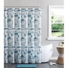 Seahorse Shower Curtain Beach U0026 Nautical Shower Curtains