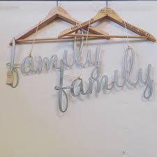 family sign metal sign home decor farmhouse style
