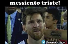Memes De Messi - galer祗a los memes de messi tras fallar el penal inundan las redes