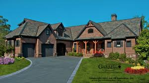 Craftsman Home Plan Long Lake Cottage House Plan Country Farmhouse Southern