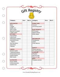 wedding gift registry list 5th year wedding anniversary gift for husband lading for