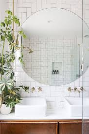 large round bathroom mirrors 2552