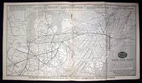 New York Central Railroad Map by New York Central Railroad Home