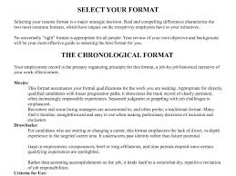Which Resume Format Is Best Most Recent Resume Format Latest Resume Format 2016 Resume Format