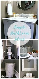 bathroom decorating ideas simple accessories today u0027s creative life