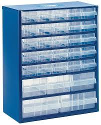 Drawer Storage Units Draper Expert 28741 30 Drawer Storage Cabinet Amazon Co Uk Diy