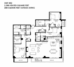 1600 square foot floor plans first look at the floor plans for the new avant luxury condos