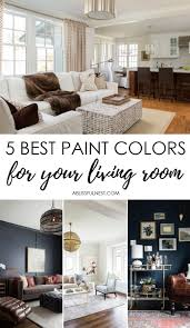 Best Colors For A Small Living Room Paint Colors For Your Living Room 5 Paint Colors For Your Home