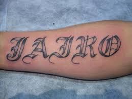 imagenes letras goticas nombres tatuajes con letras góticas tatuajes todo sobre el mundo de los