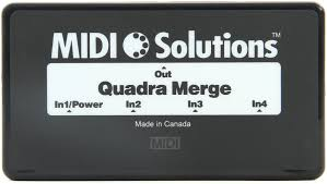 midi solutions relay sweetwater