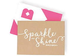 gift certificate printing subscription boxes that offer digital print out gift