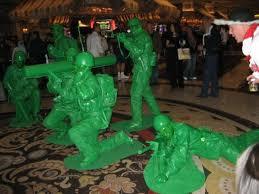 Kids Army Halloween Costume Level