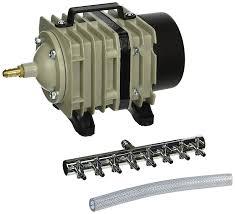 amazon com active aqua commercial air pump 12 outlets 112w