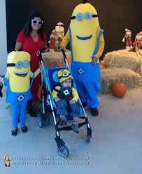 minions costume for toddlers 100 hilarious homemade despicable me and minions costumes