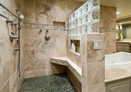 glass block bathroom ideas master bathroom design pictures and ideas