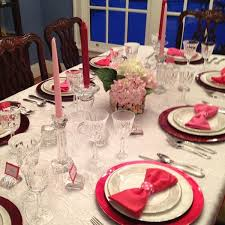 valentines table centerpieces table settings ideas valentines day table