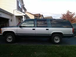 Chevrolet Suburban Interior Dimensions 1995 Chevrolet Suburban Cargurus
