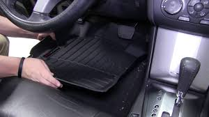 nissan rogue floor mats review of the weathertech front floor mats on a 2009 nissan altima