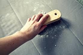 bicarbonate de soude canapé nettoyer canape tissu bicarbonate de soude conceptions de la