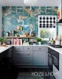 wallpaper in kitchen ideas best 25 kitchen wallpaper ideas on wallpaper ideas