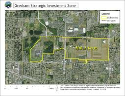 map of oregon tax lots business oregon strategic investment program