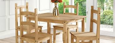 Pine Furniture Furniture - Pine dining room table