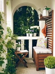 balkon gestalten ideen platzsparende moebel kleinen balkon gestalten coole ideen garten