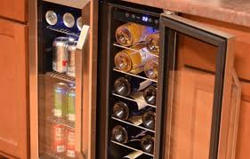 under cabinet wine cooler best under counter wine cooler our best photos and reviews