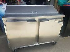Commercial Prep Table Used Refrigerated Prep Table Ebay