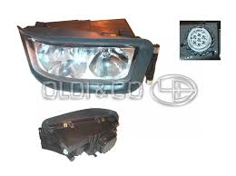 13 028 25169 optics and bulbs complete headlight auto optika