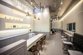 leega nail salon by ssomoo design suwon u2013 south korea retail