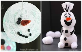 25 snowman crafts activities and treats happy hooligans