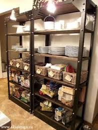 Kitchen Storage Shelves by Organizing Open Shelves Open Shelves Organizing And Shelves