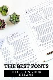paper to use for resume best 20 resume fonts ideas on pinterest create a cv resume the best fonts to use for your resume