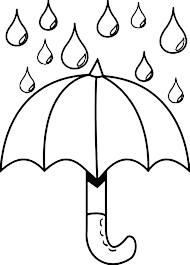 large umbrella coloring page umbrella color by number page coloring pages free printable large