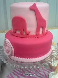 sophie the giraffe baby shower cake cakecentral com