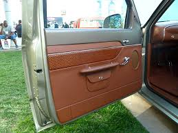 ford truck panels ford ranger brown and grey modern and retro interior custom door