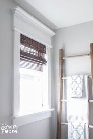 Simply Shabby Chic Roman Shades 91 Best Window Treatments Images On Pinterest Blinds Shades And