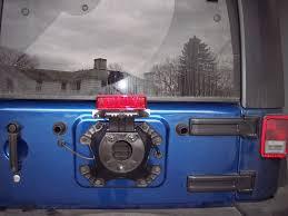 jeep wrangler third brake light third brake light gone jeep wrangler forum