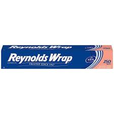 reynolds wrap aluminum foil 250 sq ft walmart com