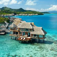 the world u0027s best overwater bungalows jetsetter