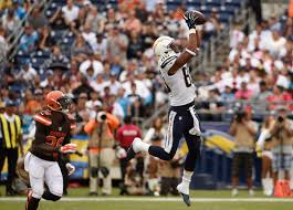browns chargers game photos los angeles chargers