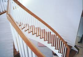 Free Standing Stairs Design First Free Standing Staircase